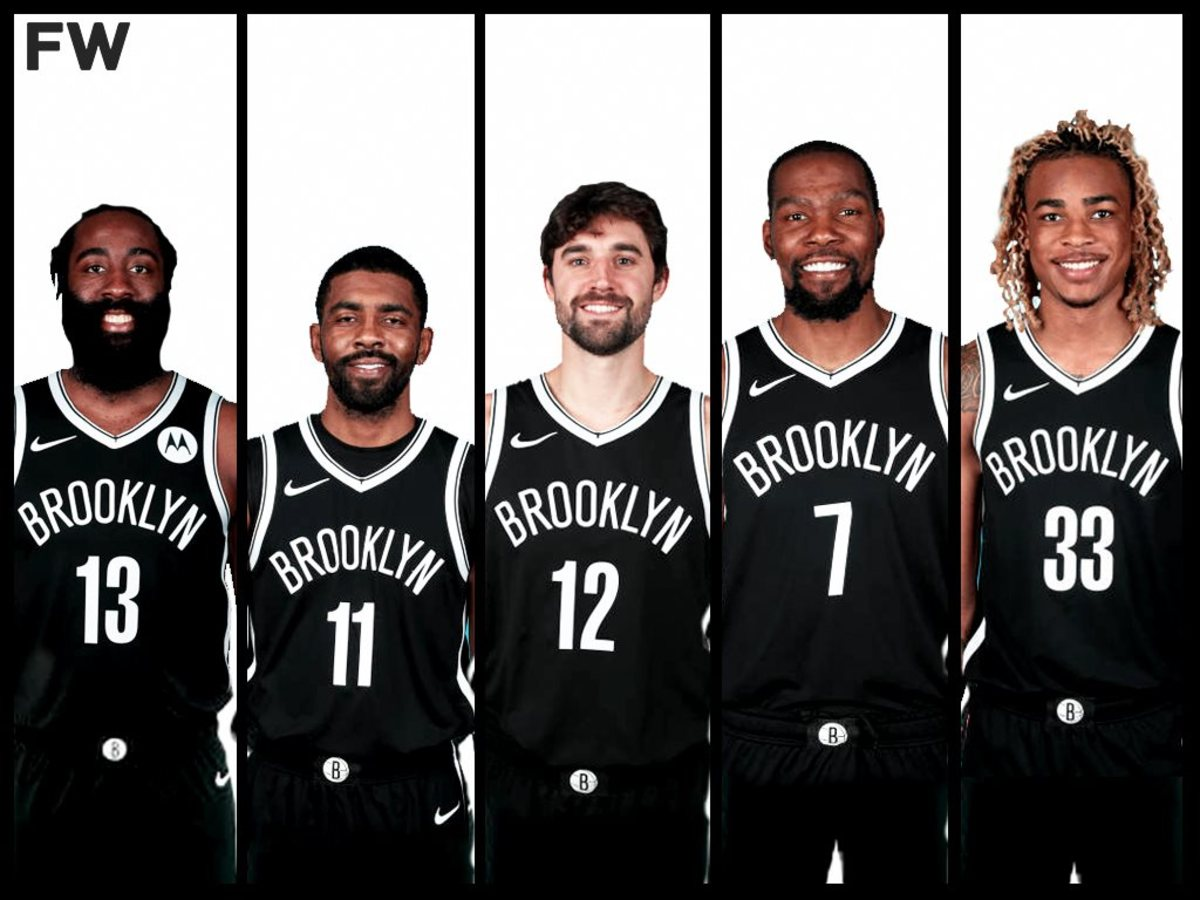 The Brooklyn Nets Potential Starting Lineup: NBA Championship Is The Only Option