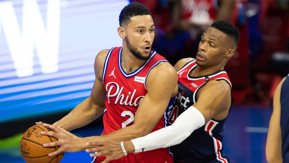 Kendrick Perkins Goes Off After ESPN Ranks Ben Simmons Higher Than Russell Westbrook On Top 100