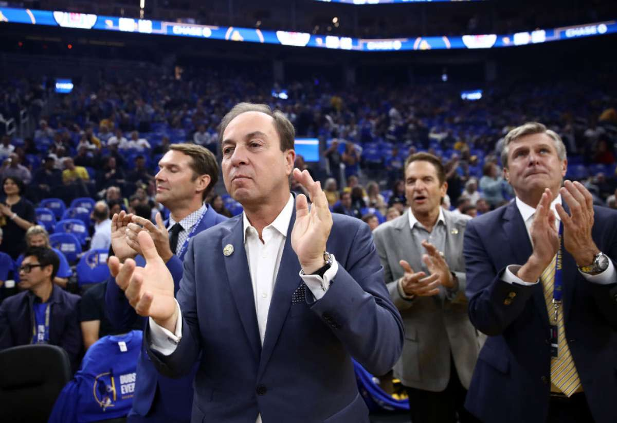 Warriors Owner Joe Lacob Fined $50,000 For Violating Anti-Tampering Rules After Comments About Ben Simmons