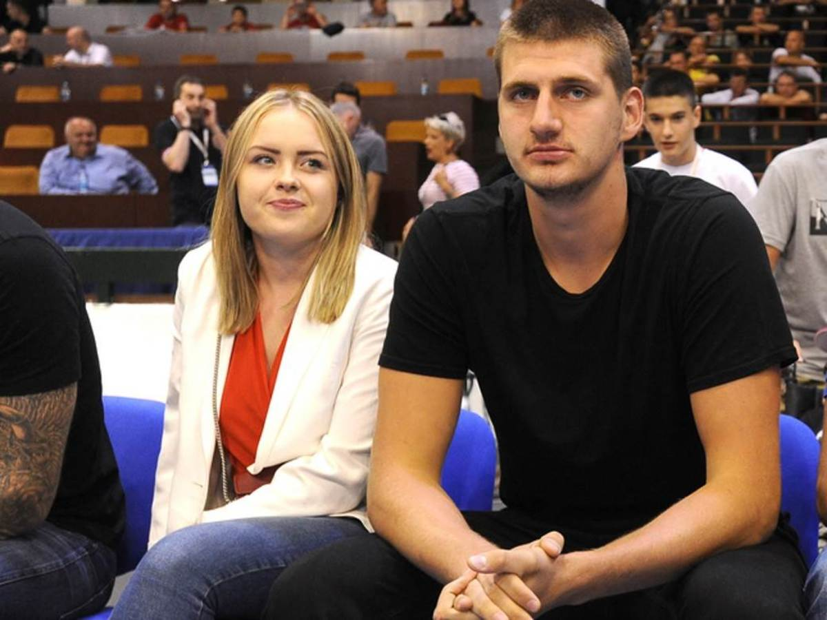 Nikola Jokic And His Wife, Natalija Macesic, Are Expecting Their First Child