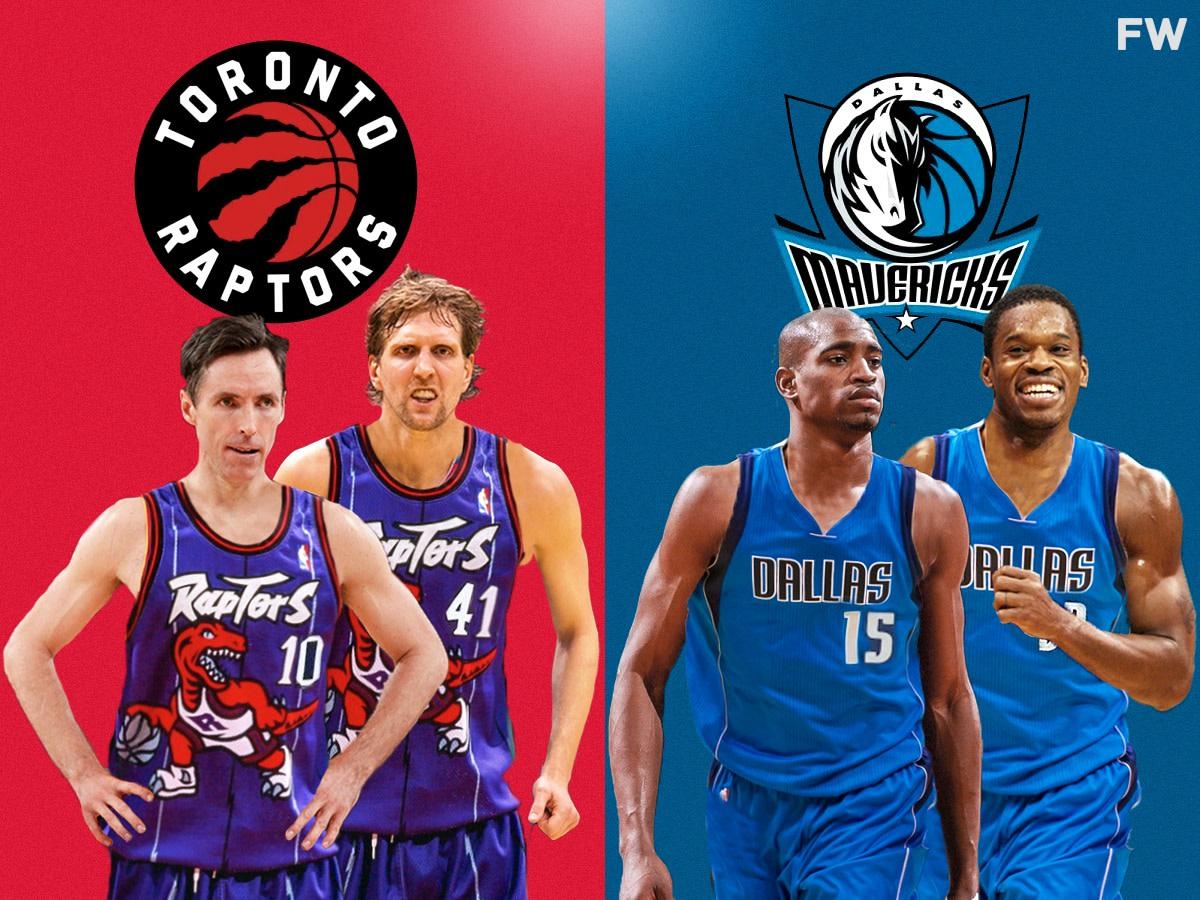 The Blockbuster Trade The Raptors Rejected: Dirk Nowitzki And Steve Nash For Vince Carter And Antonio Davis In 2001