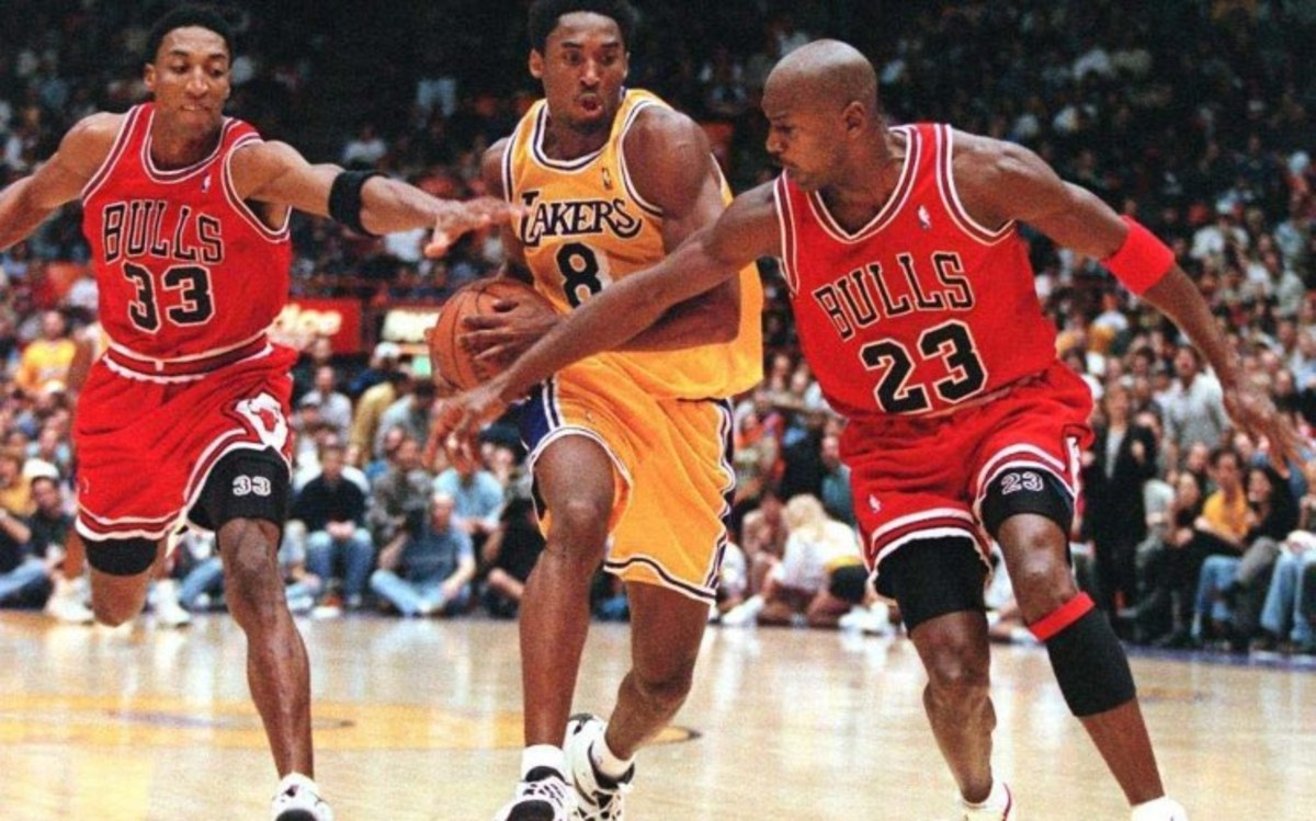 """Kobe Bryant On Scottie Pippen's Defensive Ability: """"I Mean, This Guy Was A Genius"""""""