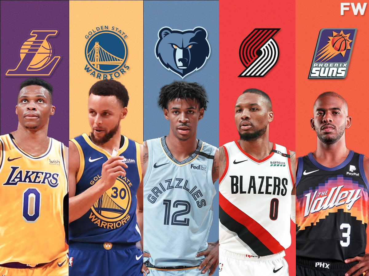 """Ja Morant Names Himself As A Top 5 Point Guard In The NBA: """"Steph Curry. I'm A Big Chris Paul Fan. I'd Say, Damian Lillard And Russell Westbrook..."""""""