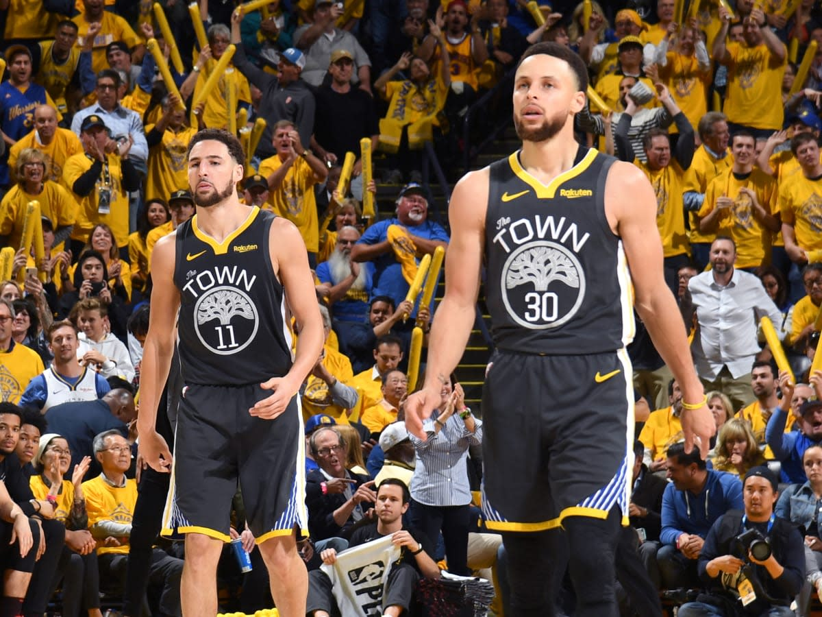 """Steph Curry Is Ready For Klay Thompson's Return: """"I've Been Watching His Journey Over The Last Two Years. He's Ready To Get Back On The Floor."""""""