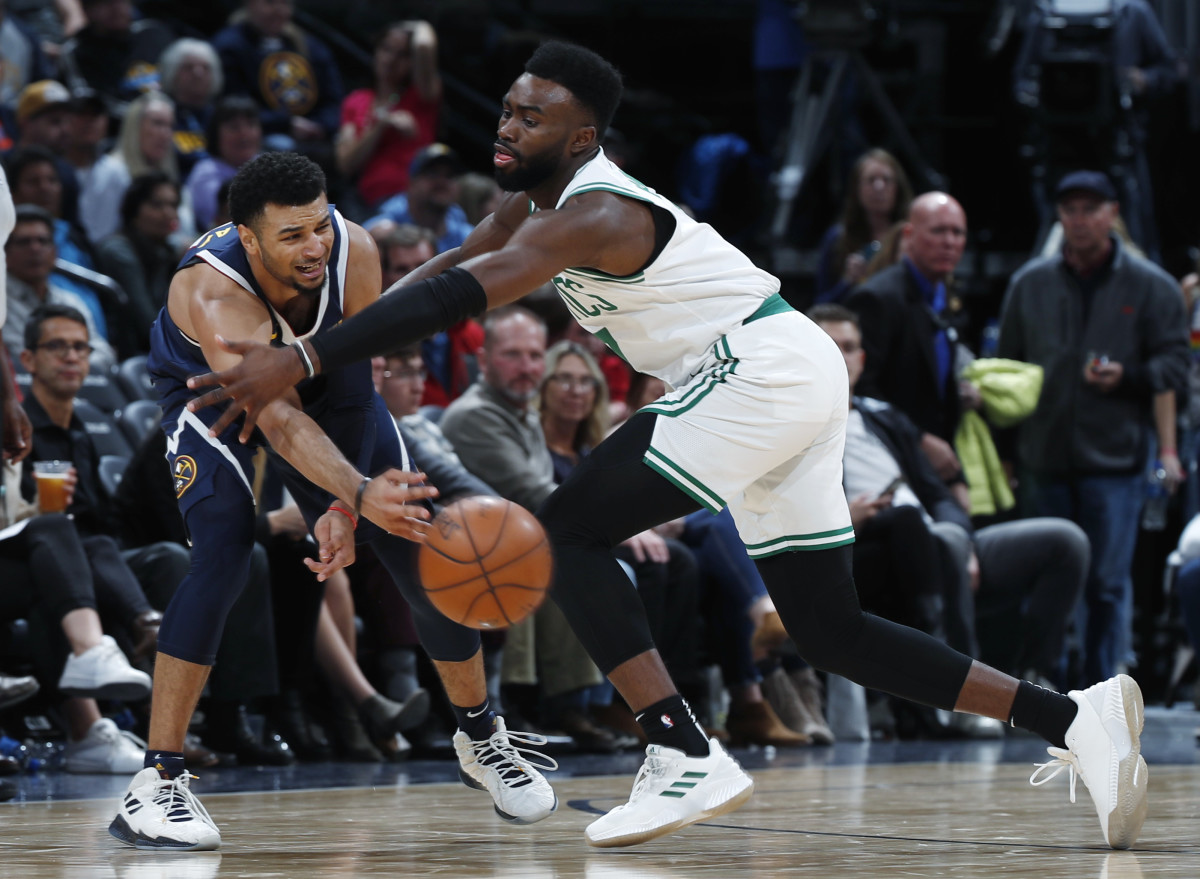 """Jaylen Brown Tries To Convince Jamal Murray To Buy Him A New Car On Twitter: """"My Birthday Is Coming Up I Appreciate You"""""""
