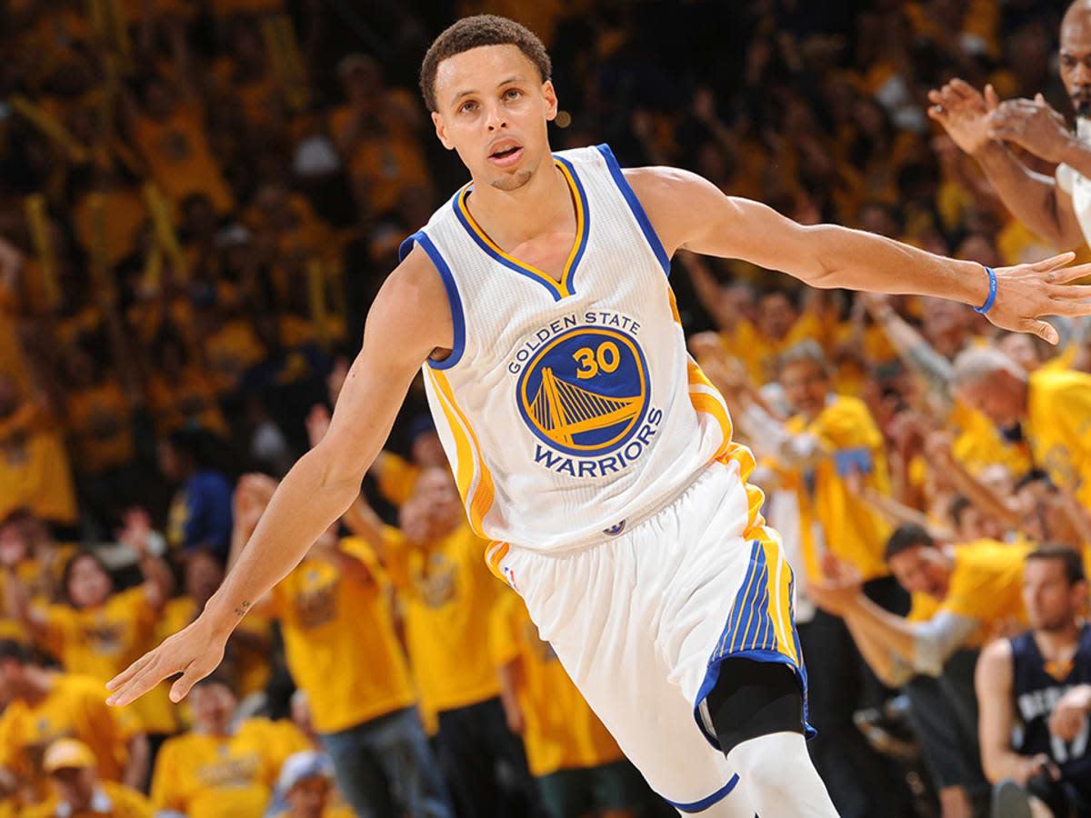 Steph Curry - 2015