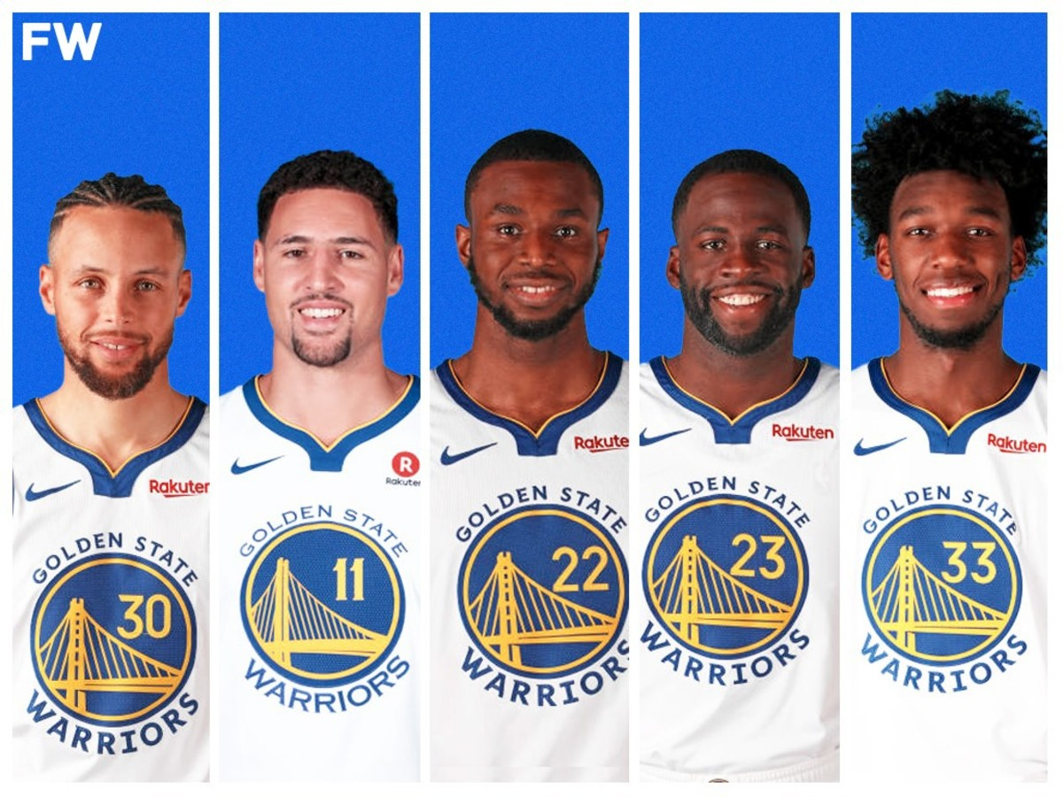 The Golden State Warriors Potential Starting Lineup: Do They Have What It Takes To Win A Championship?