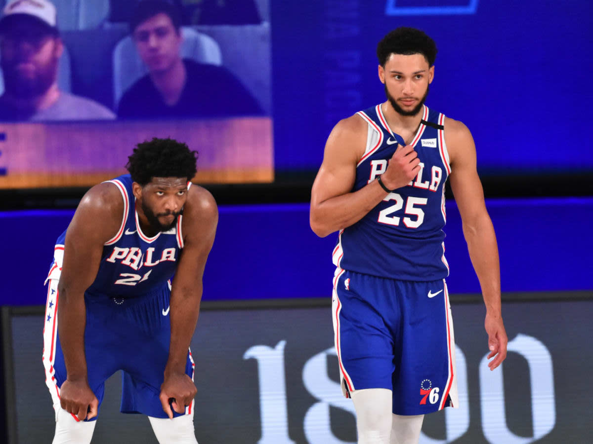 """Joel Embiid Puts Ben Simmons On Blast: """"The Situation Is Weird, Disappointing, Borderline Kind Of Disrespectful."""""""