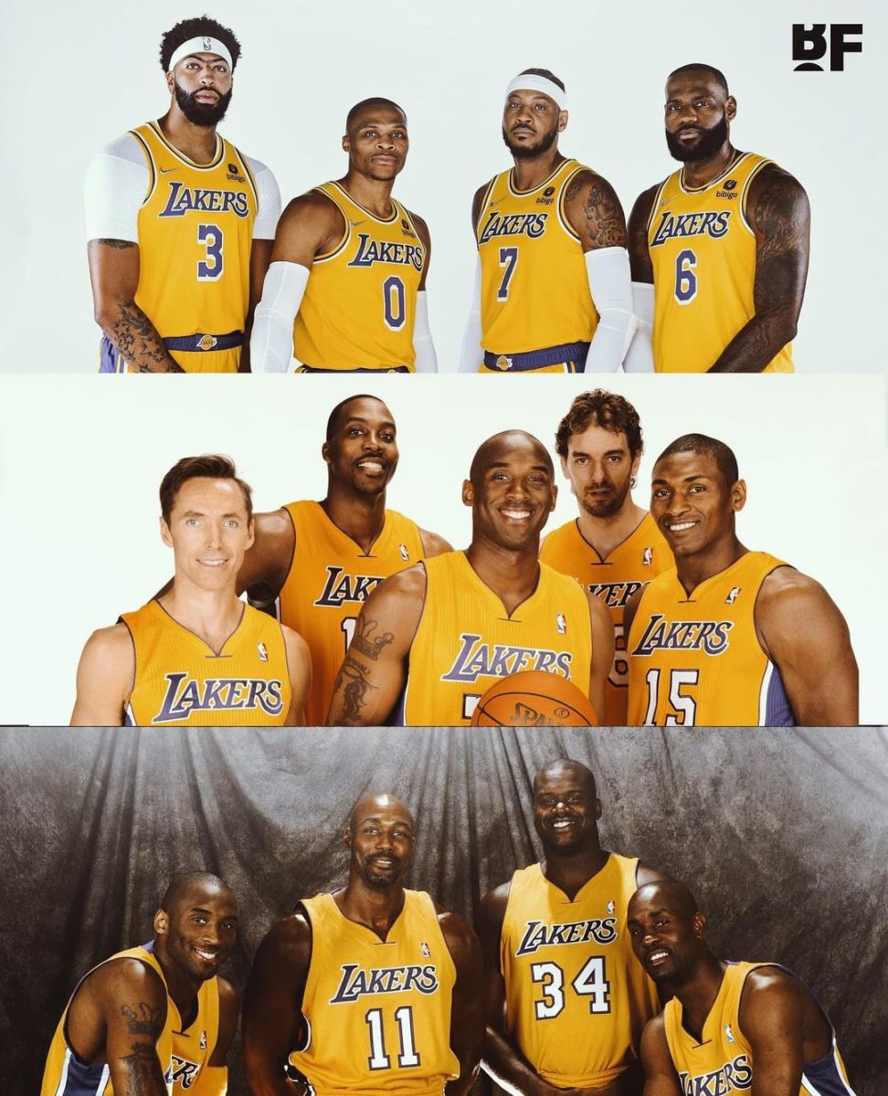 """NBA Fans Believe The Third Lakers 'Old Superteam' Will Win The Championship: """"They Will Not Repeat Same Mistakes"""""""