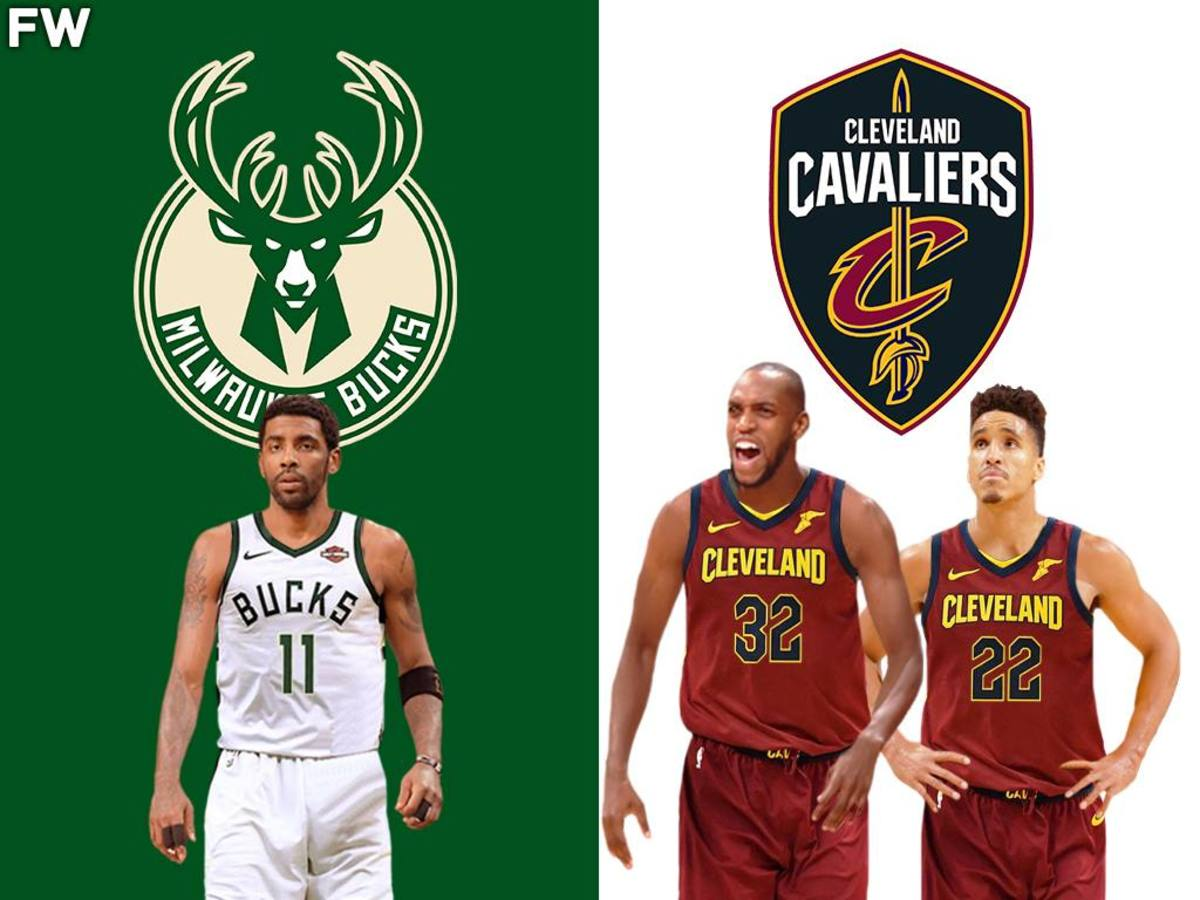 The Blockbuster Trade The Cavaliers Rejected: Khris Middleton And Malcolm Brogdon For Kyrie Irving In 2017