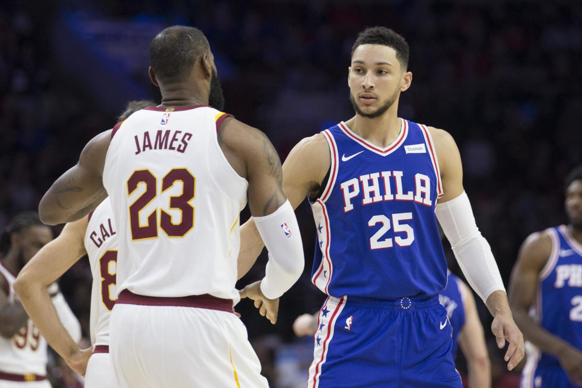 """LeBron James' Advice To Ben Simmons In College: """"You Have An Opportunity To Be Better Than Me. But You Can't Skip Steps."""""""