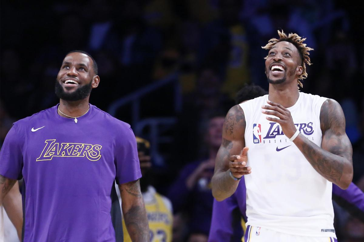 Dwight Howard Says LeBron James Will Allow Him To Shoot A 3-Pointer If He Blocks Two Shots Before
