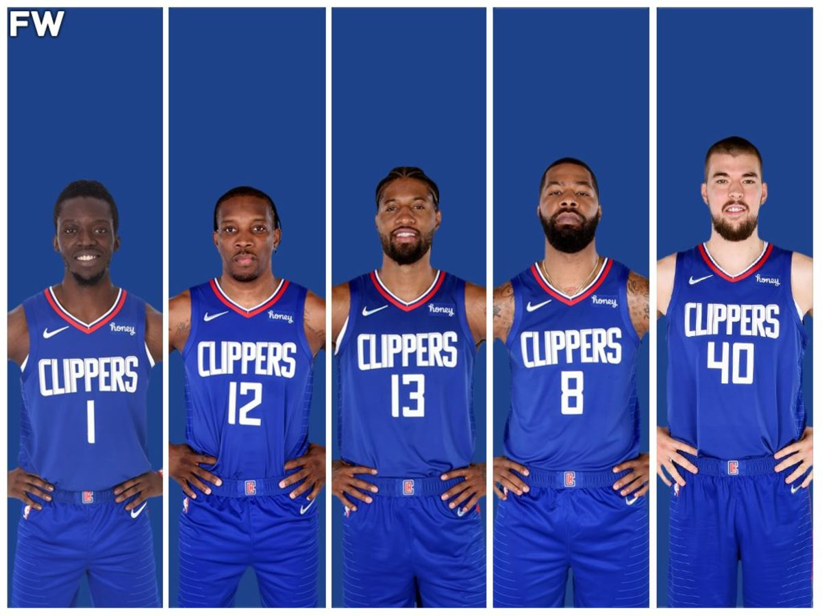 The Los Angeles Clippers Potential Starting Lineup: How Far Can They Go Without Kawhi Leonard?