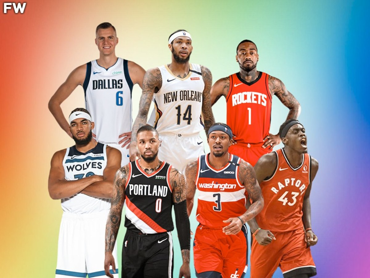 7 NBA Stars Who Could Force A Trade This Season