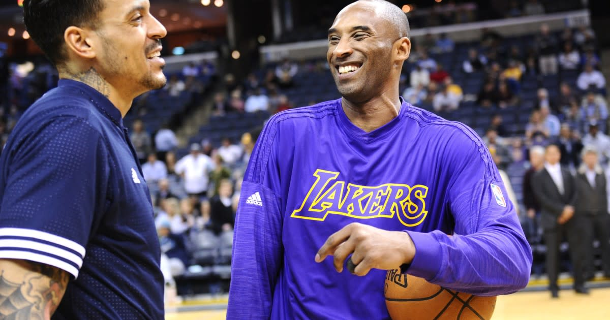"""Matt Barnes Explains How Kobe Bryant Convinced Him To Join The Los Angeles Lakers And Reject The Miami Heat: """"Anyone Crazy Enough To F*ck With Me Is Crazy Enough To Play With Me."""""""