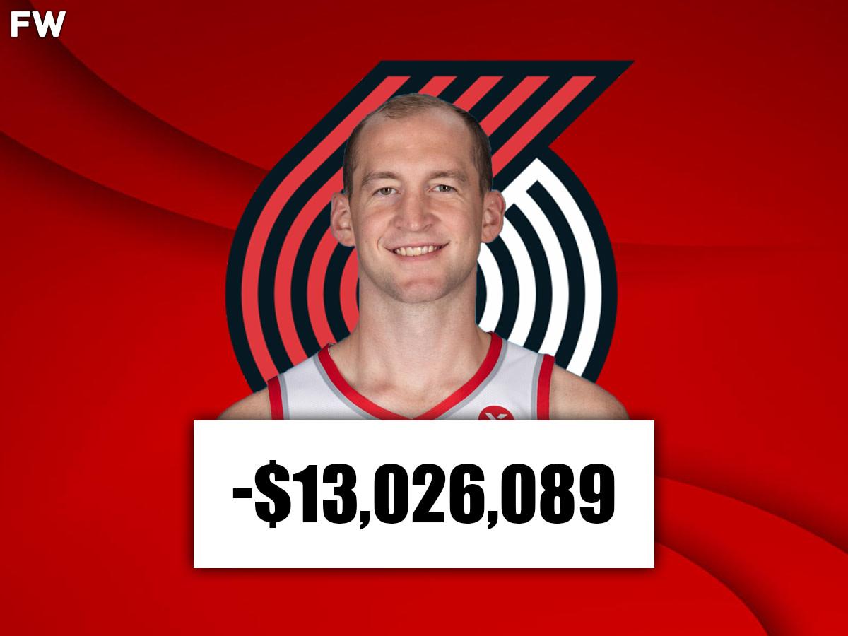 Cody Zeller (Portland): -$13,026,089