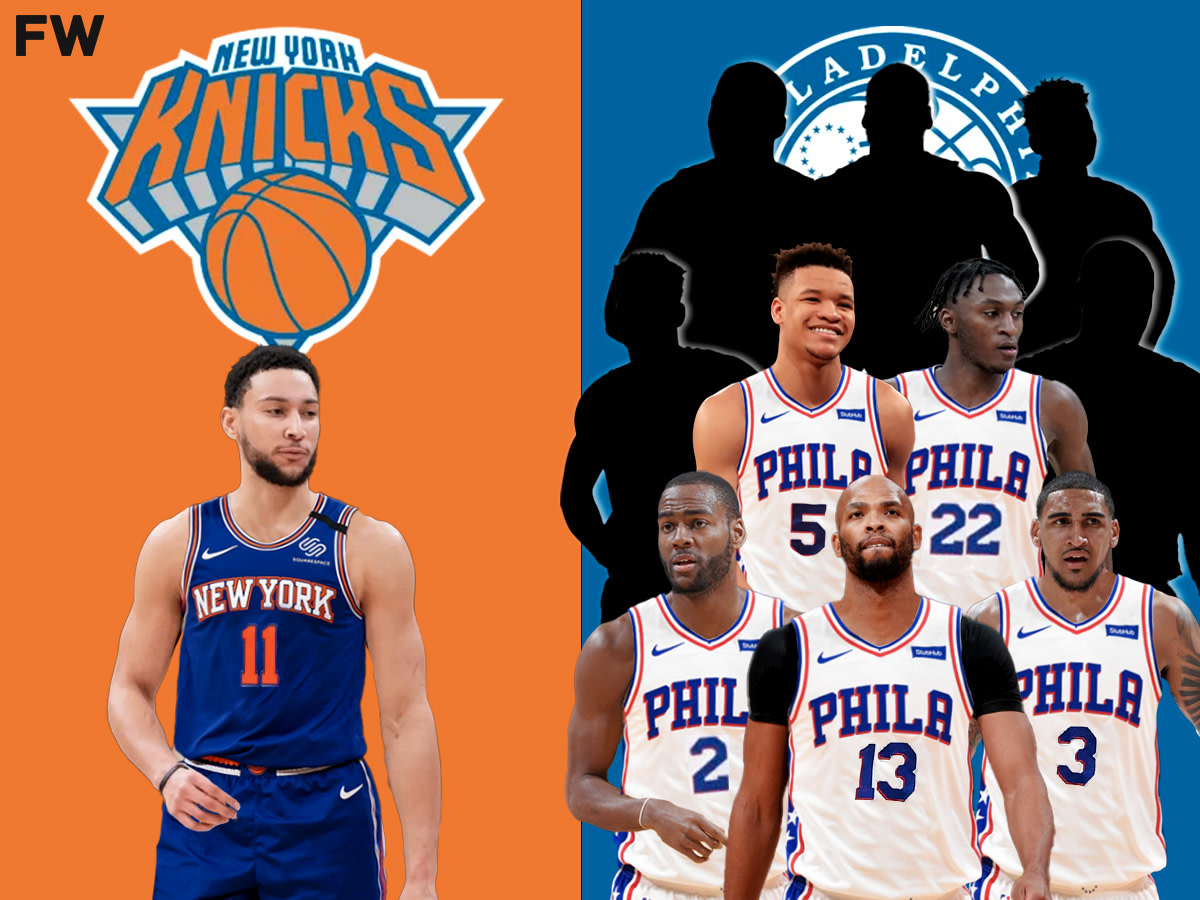 The Perfect Blockbuster Trade: Ben Simmons To The New York Knicks For 5 Players And 5 Picks