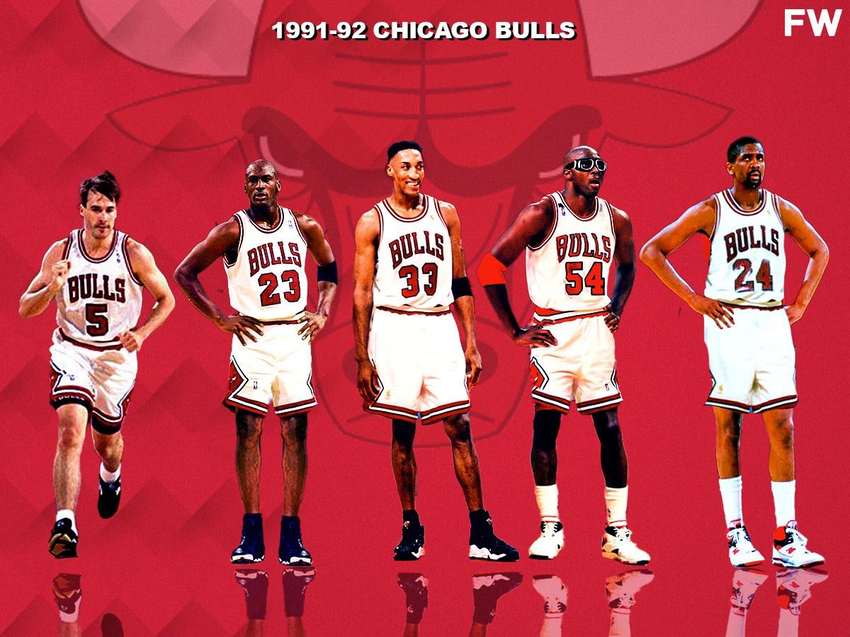 1991-92 Chicago Bulls