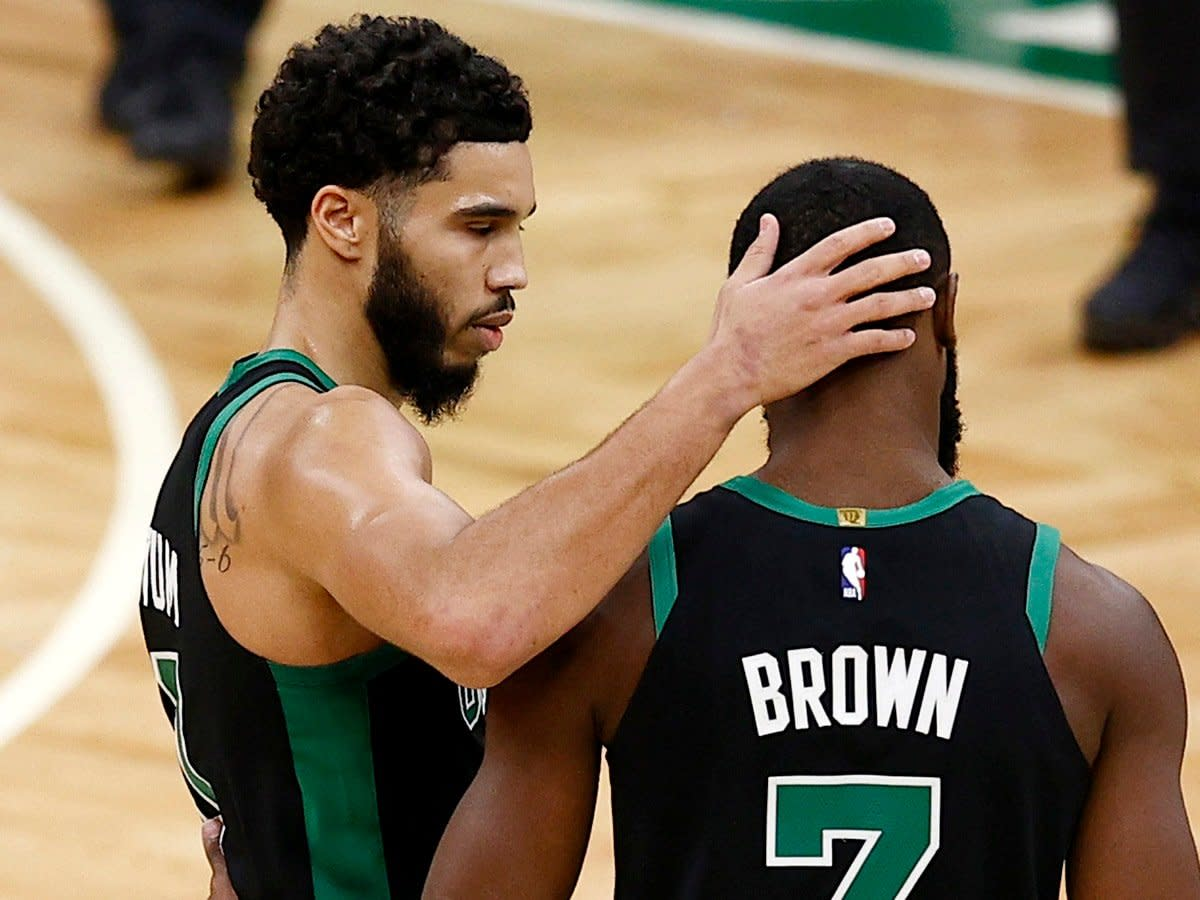 "Zach Lowe: ""People Are Sleeping On The Boston Celtics..."""