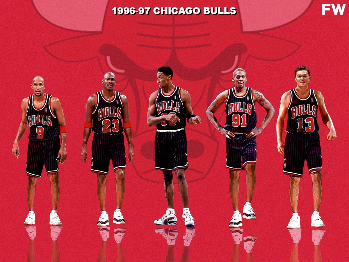 1996-97 Chicago Bulls