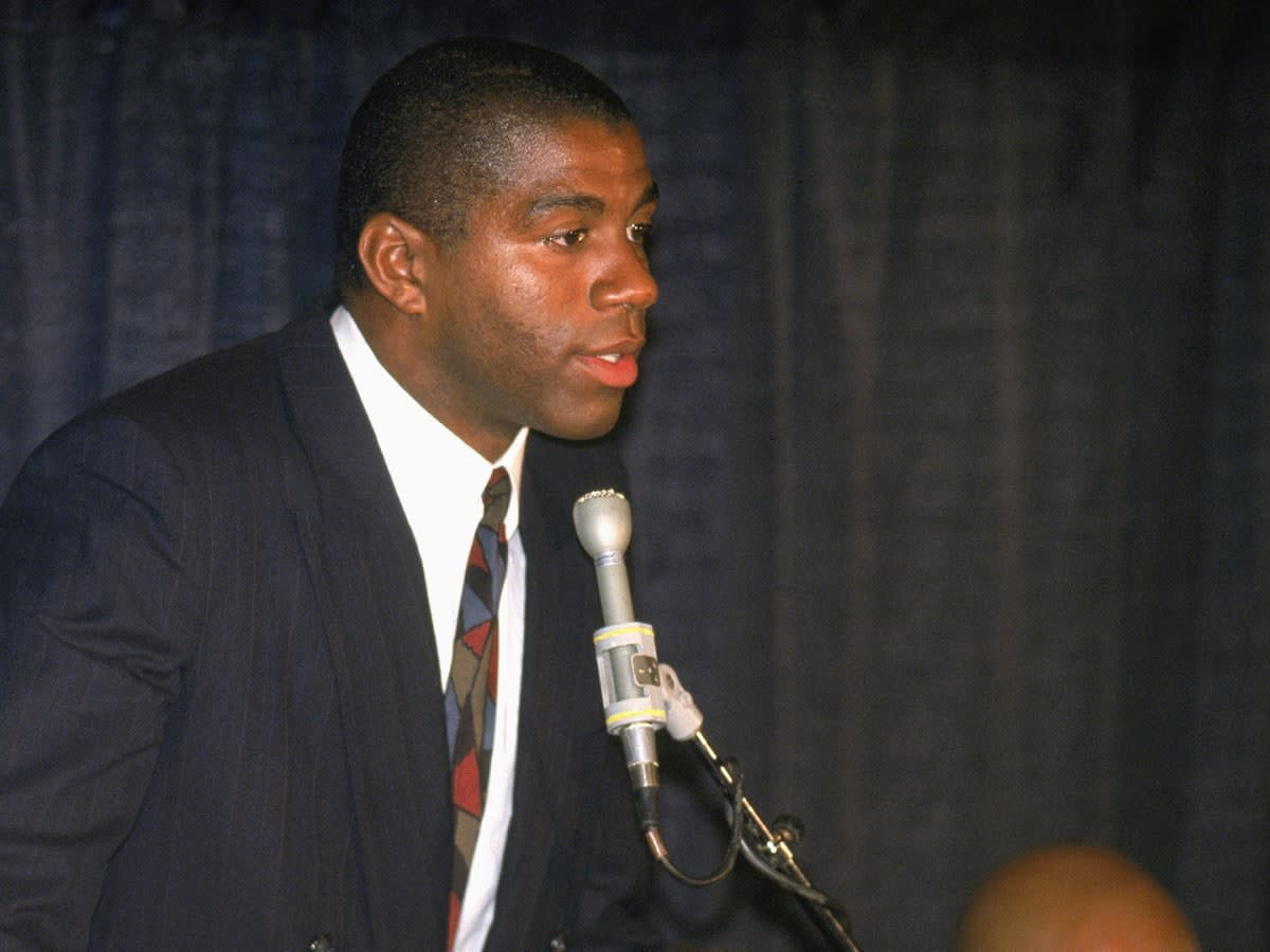 """Mark Jackson Tells The Story Of Playing The Lakers Shortly After Magic Johnson Retired From HIV: """"I Was Shattered..."""""""