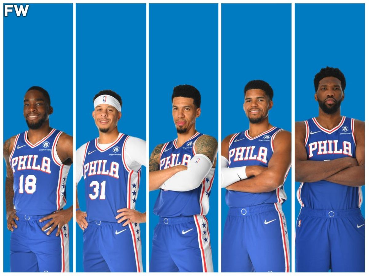 The Philadephia 76ers Potential Starting Lineup: Ben Simmons' Dilemma Is Still In The Air