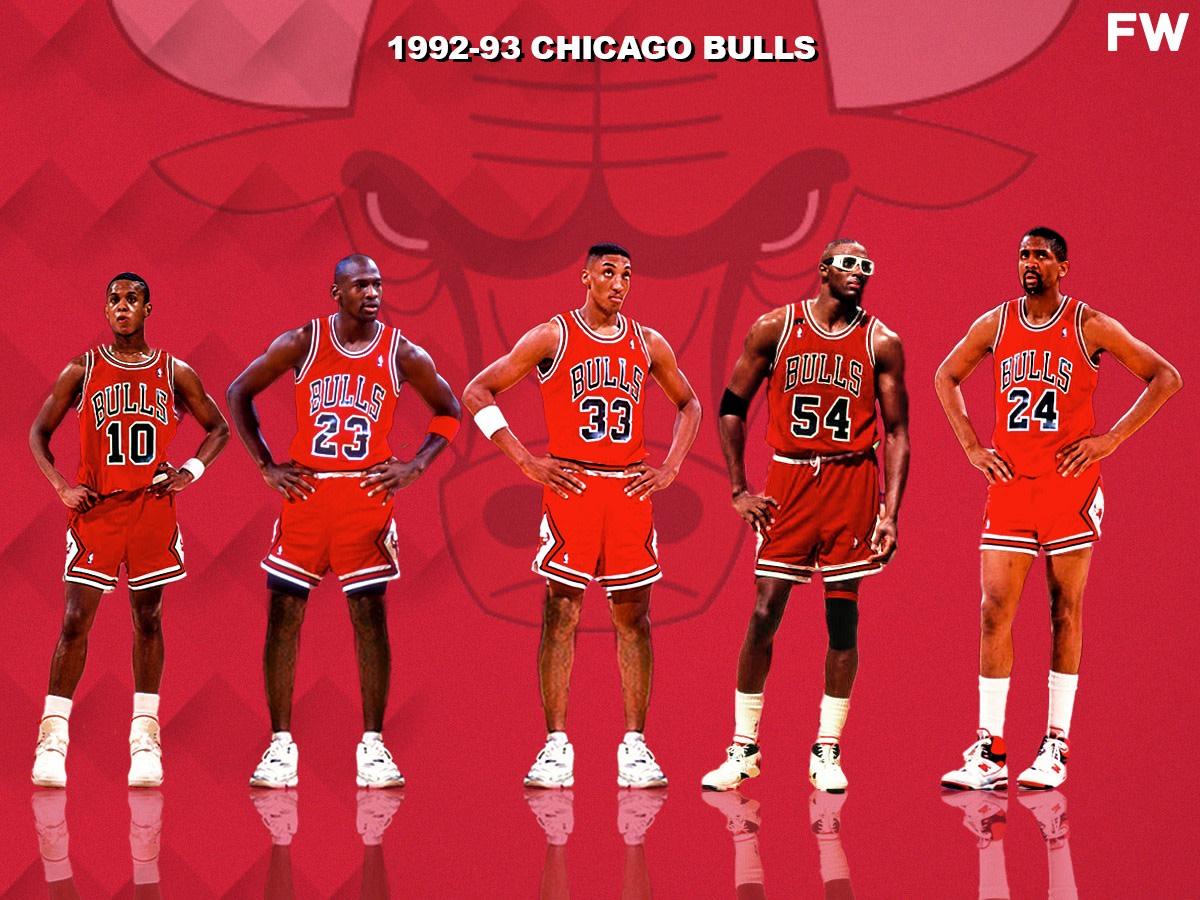 1992-93 Chicago Bulls