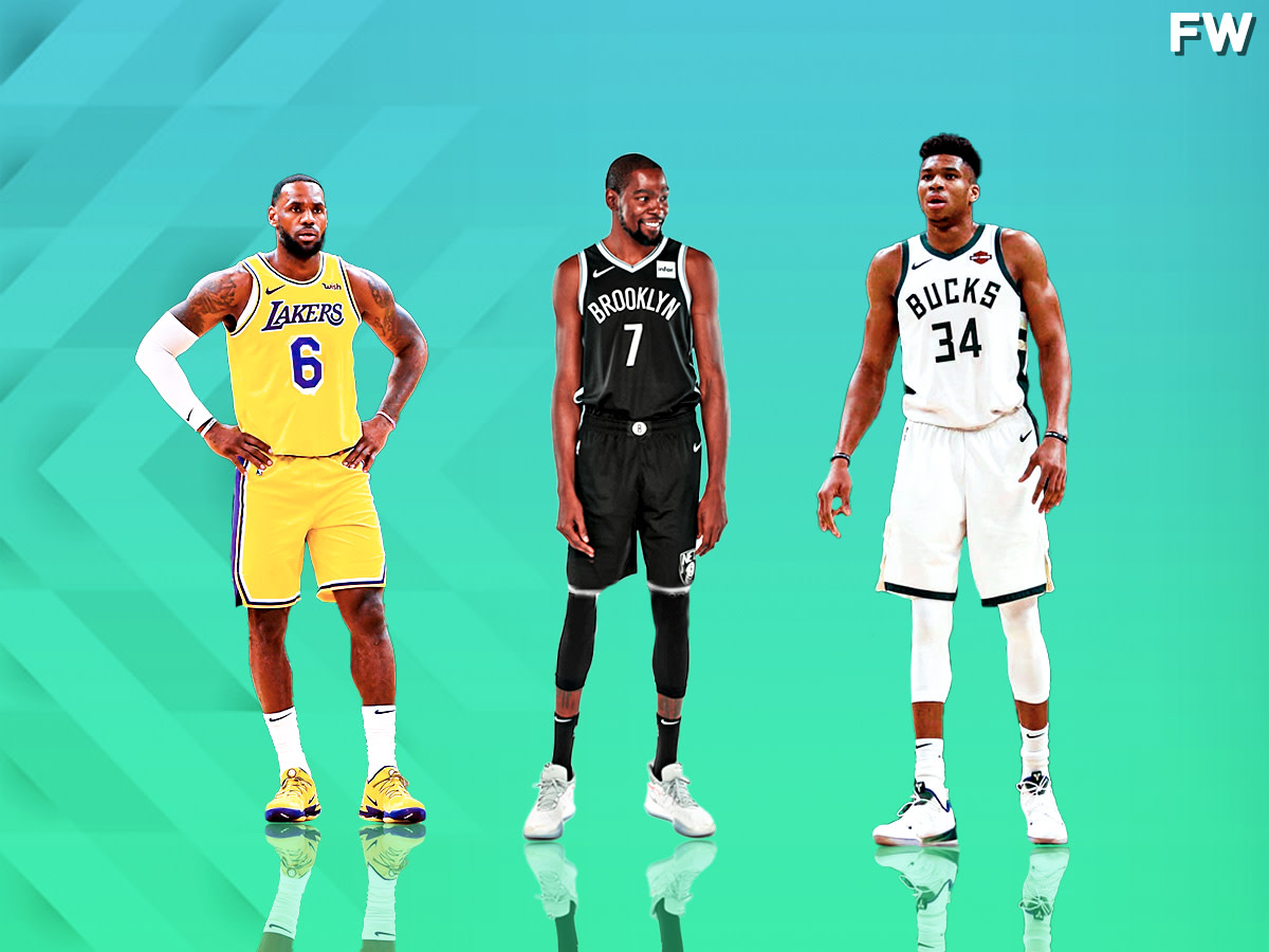 Bill Simmons Says LeBron James Is Not On The Same Level As Kevin Durant And Giannis Antetokounmpo