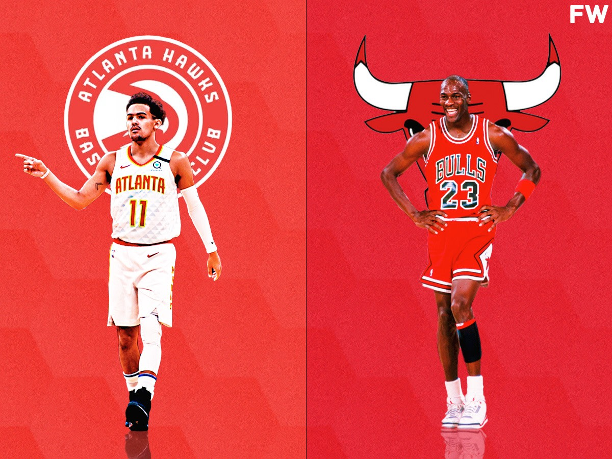 """Nate Mcmillan Compares Trae Young To Michael Jordan: """"It's Similar To Michael Jordan When He First Came Into The League. He Started To Trust His Teammates. And Then He Started Winning Championships."""""""