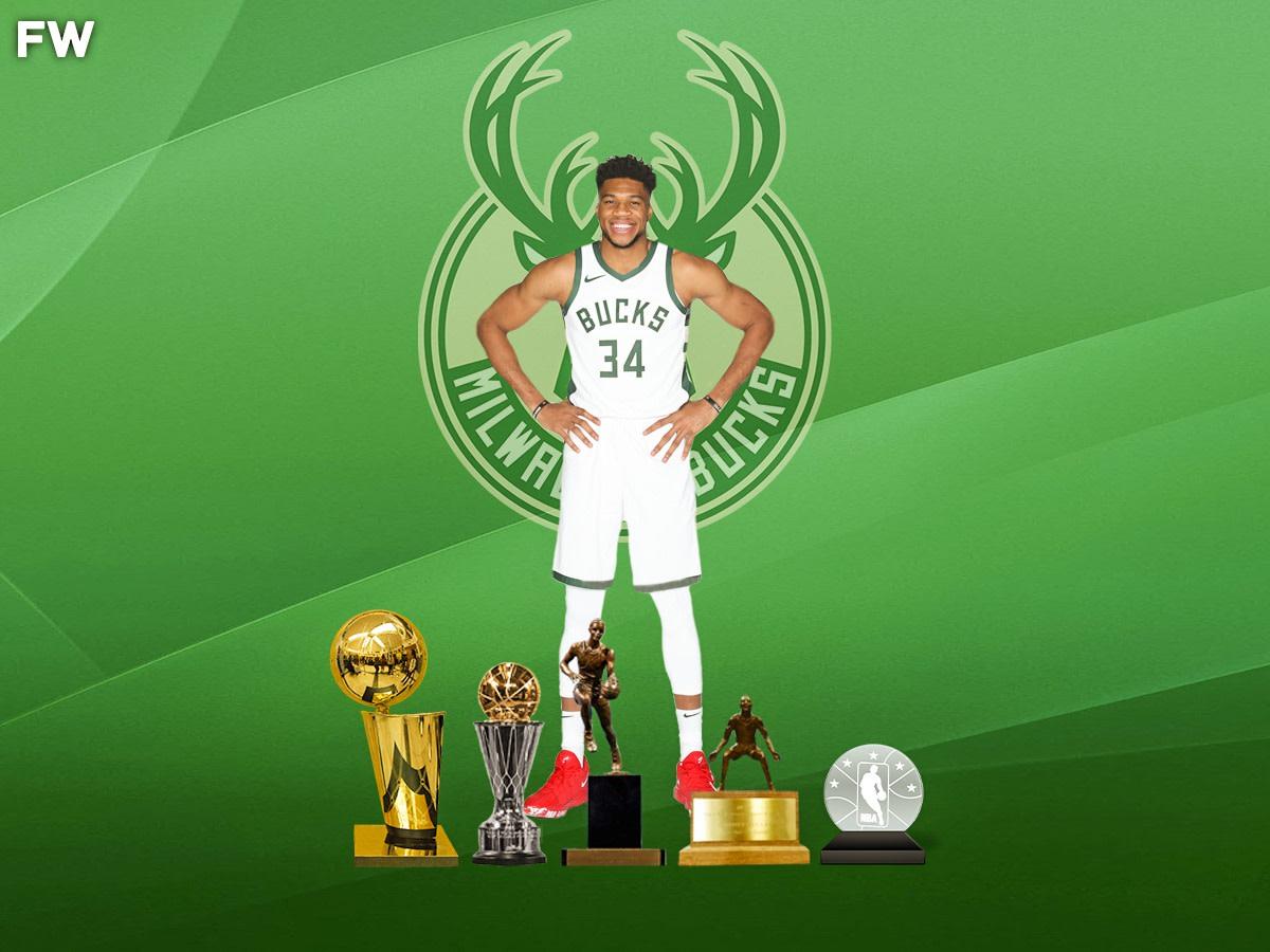 Giannis Antetokounmpo's Last 12 Months Were Unbelievable: Championship, Finals MVP, NBA MVP, Largest Contract Ever, DPOY, ASG MVP