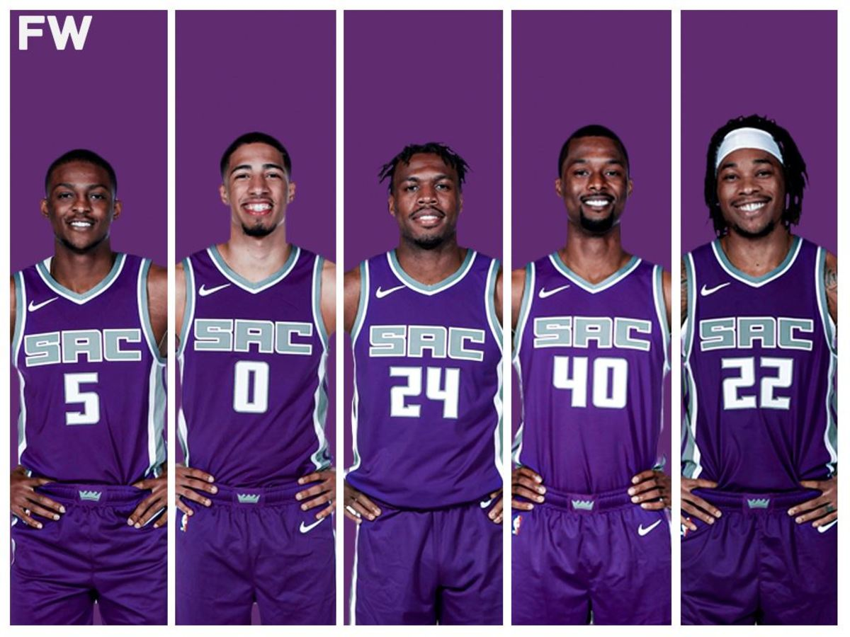 The Sacramento Kings Potential Starting Lineup: Can Their Young Backcourt End The Playoff Drought?