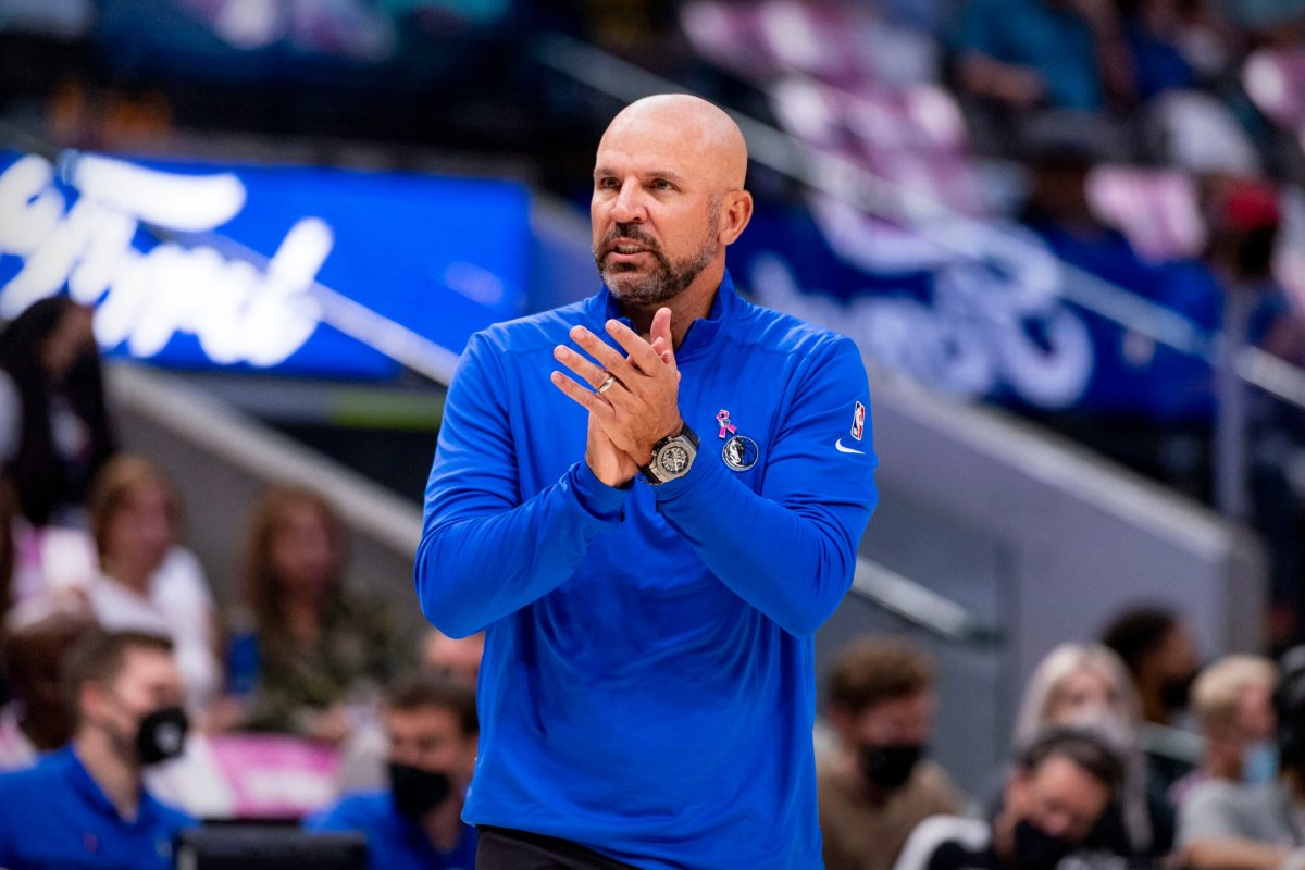 Kristaps Porzingis Says A Few Things Are Clearer With Jason Kidd's System Than With Rick Carlisle