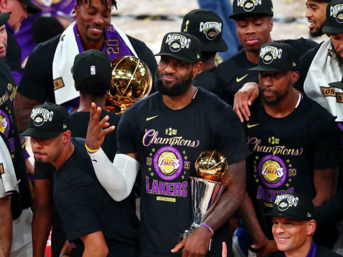 Metta Sandiford-Artest Says Lakers Could Win 2021 Championship: