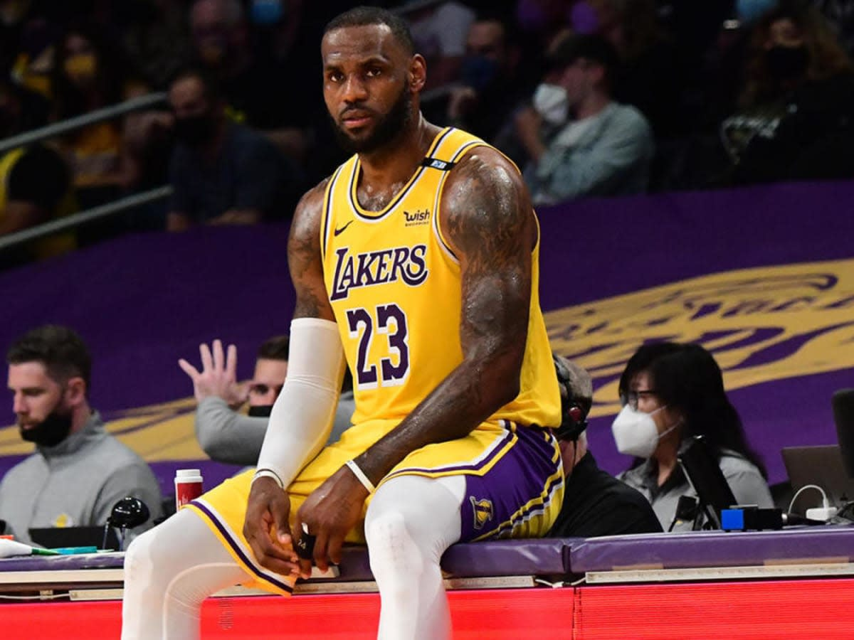 LeBron James Not Happy With Squid Game Ending: