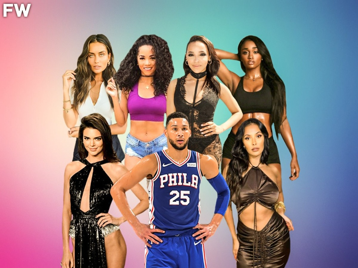 Ben Simmons Has Dated More Women Than He Has Made 3-Pointers In The NBA