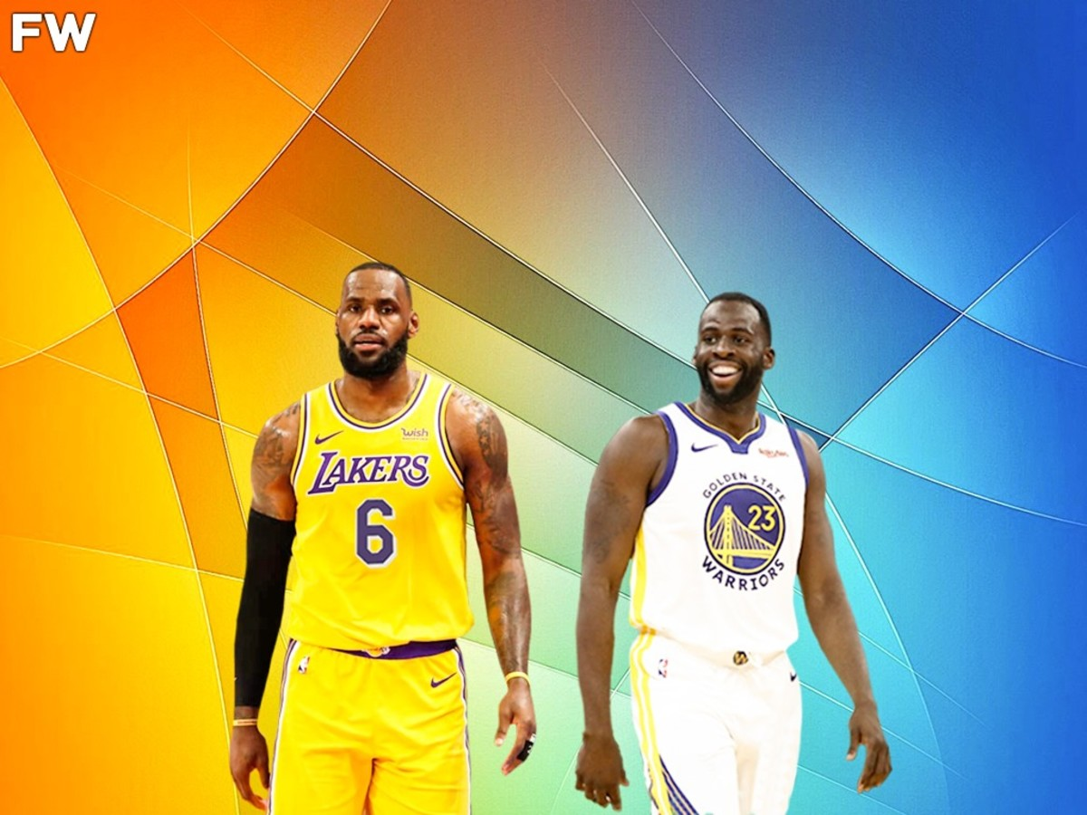 """Brian Windhorst Takes A Subtle Shot At LeBron James And Draymond Green's Roles In Society: """"They Are Cherry Picking"""""""