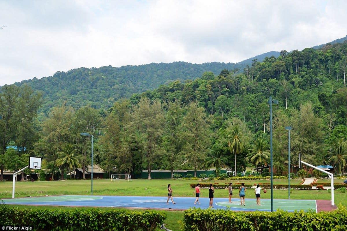Pahang Court