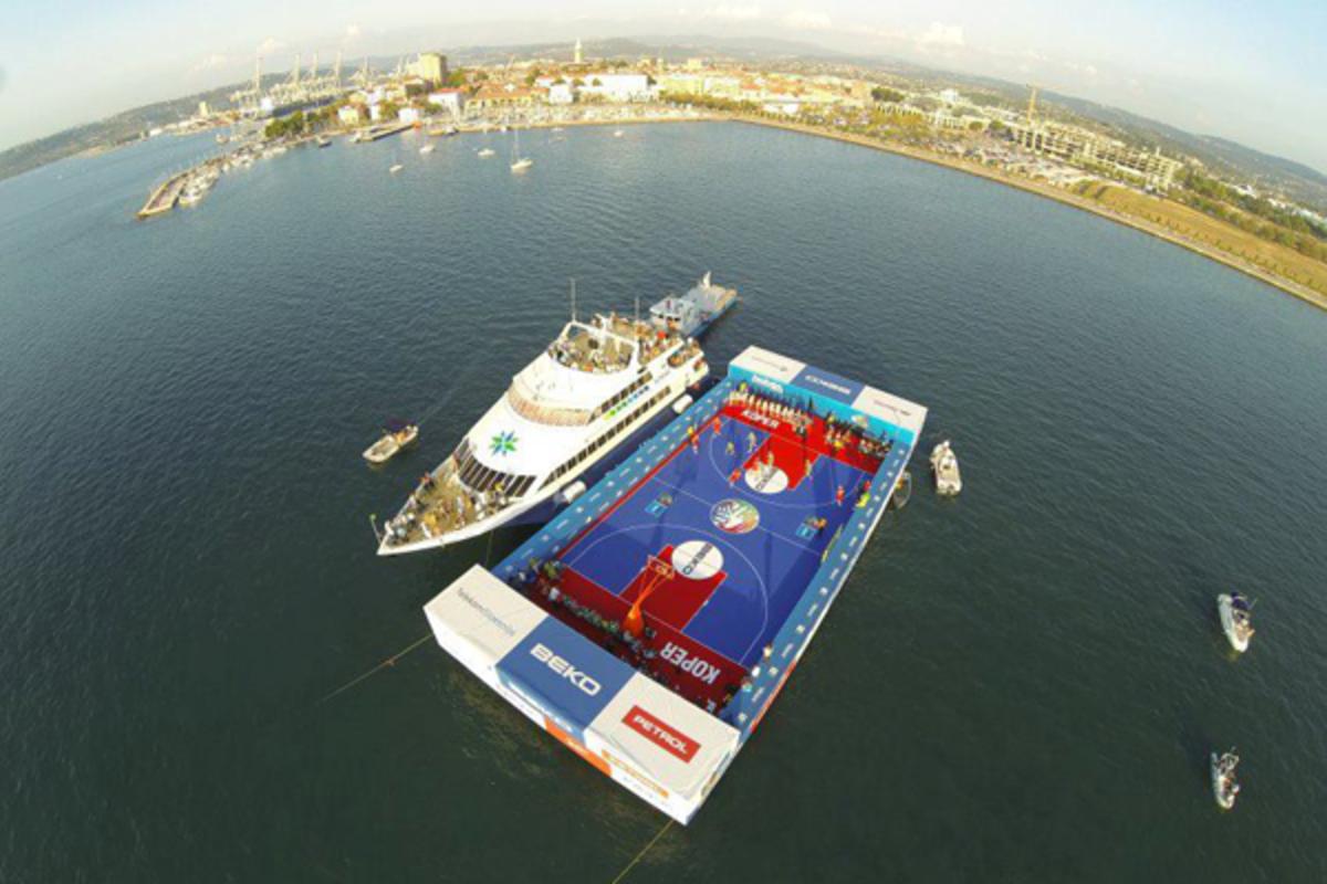 FIBA Court On The Sea (Caribbean)