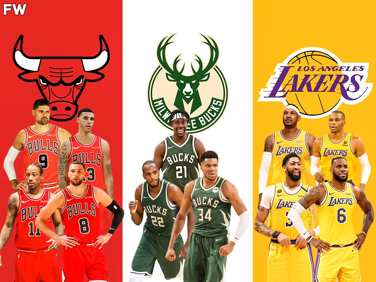 """Michael Jordan On The 2021-22 NBA Season: """"It Is Hard To Knock Out Milwaukee... My Old Team Chicago Made Some Big Changes... Lakers Gonna Comeback..."""""""