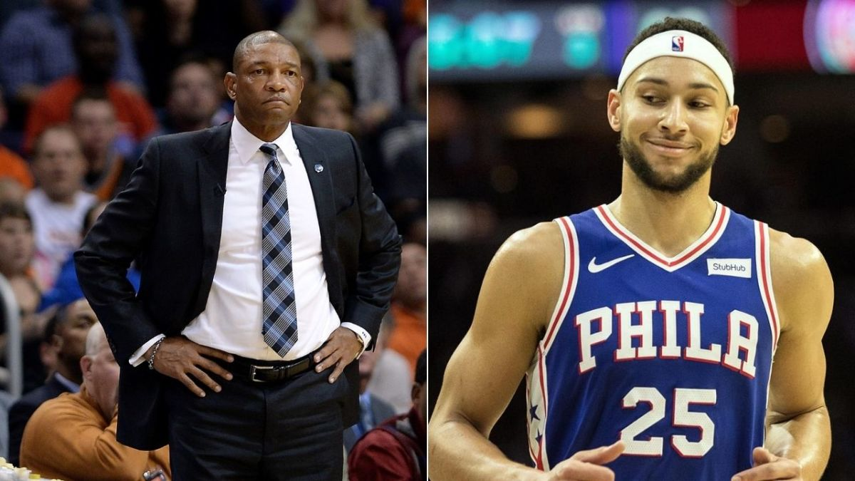 Irony- 30 Years Ago, Ben Simmons' Coach Doc Rivers Was Fined $9,000 After Skipping Clippers Training Camp For Nearly 3 Weeks