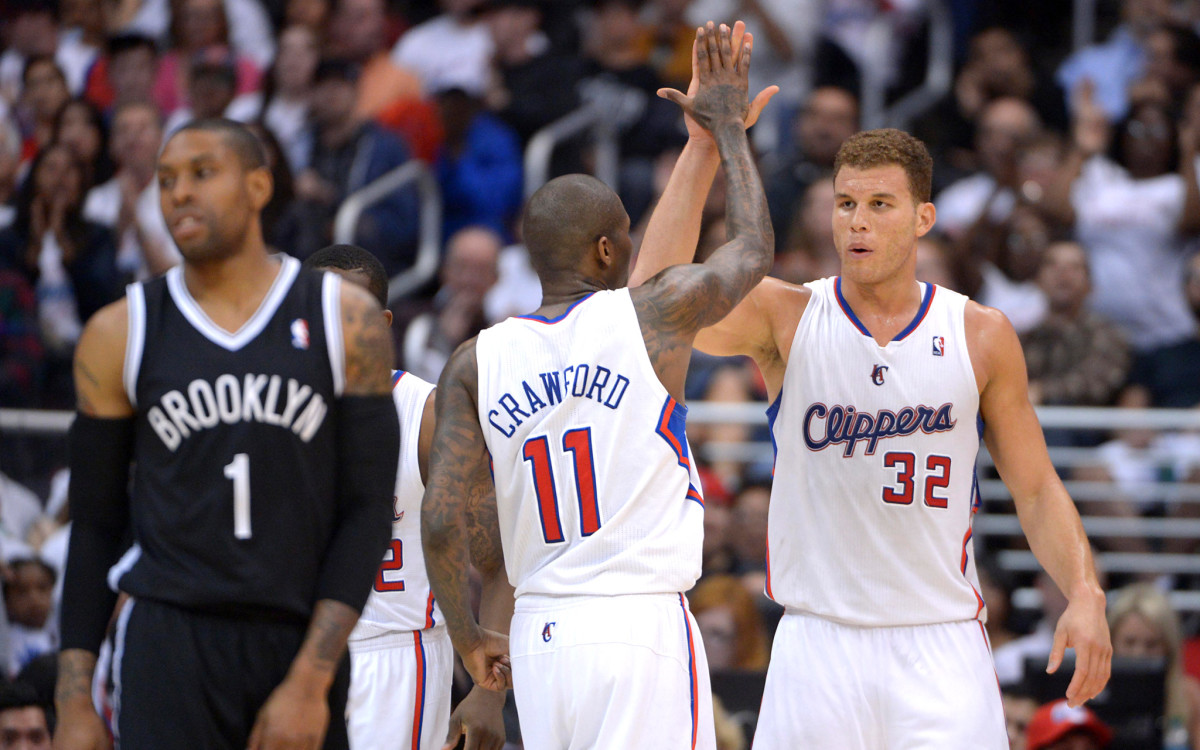 """Jamal Crawford On His Iconic Alley-Oop With Blake Griffin: """"We Talked About It Once In September, Never Practiced It, And Did This In March. Legendary."""""""