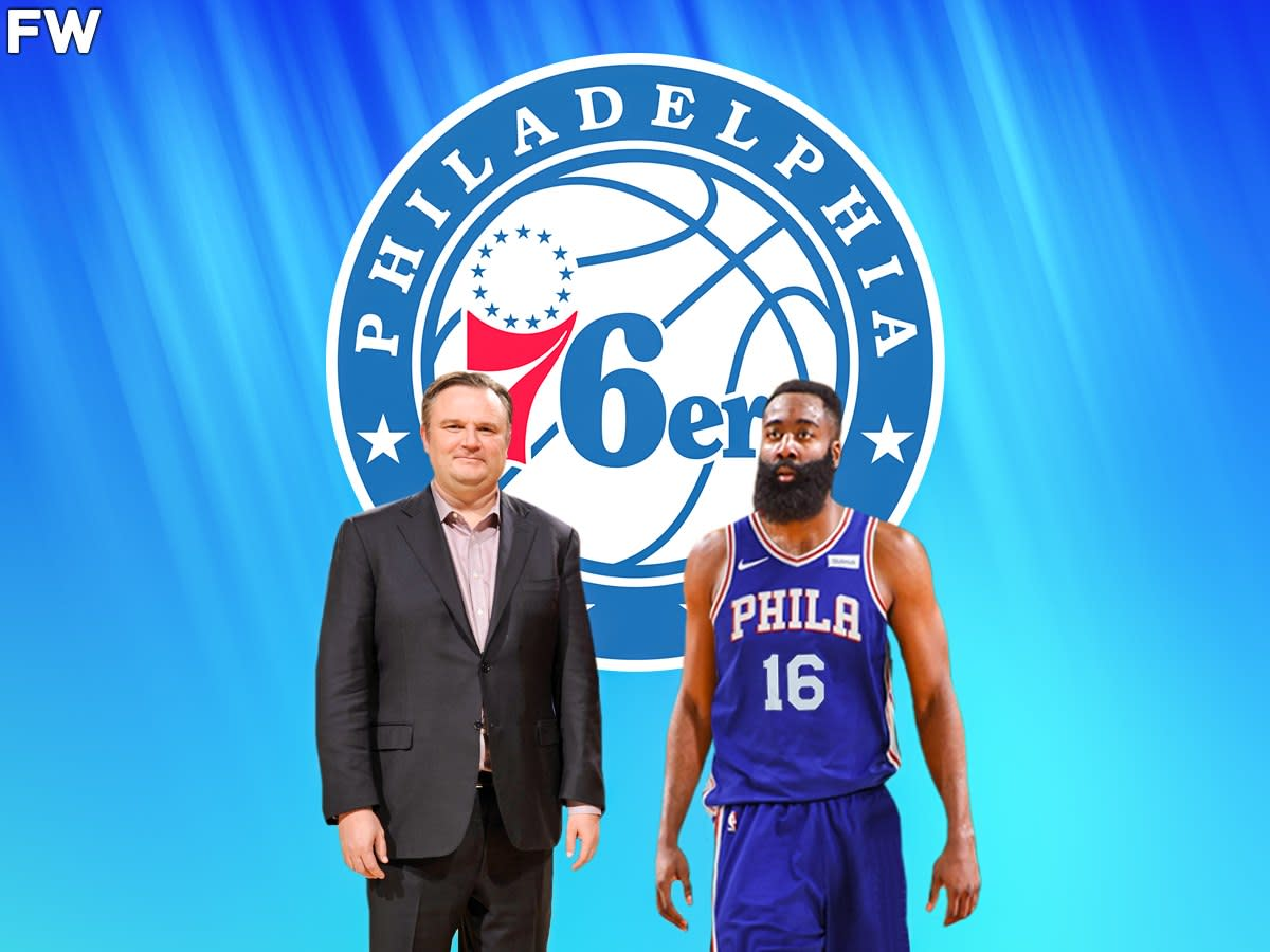 """Stephen A. Smith Says Philadelphia Sixers Could Trade For James Harden: """"Don't Think For One Second That Daryl Morey Isn't Trying To Get His Hands On James Harden."""""""