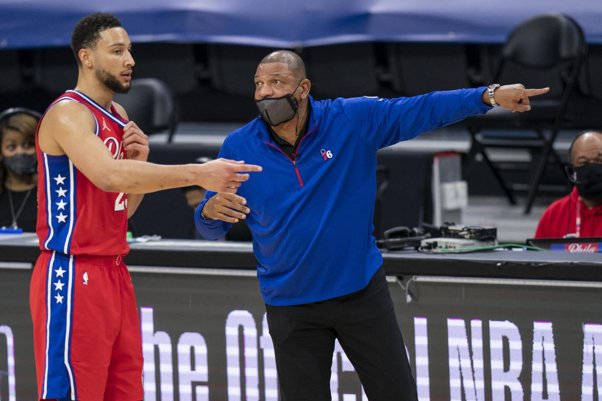 Doc Rivers Lost Patience Over Ben Simmons Situation At Rich Paul's House: 'It's In Your F**king Contract To Report And Play.'
