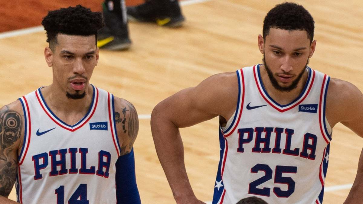 """Danny Green Sends Clear Message To Ben Simmons: """"Just Come In, Be A Pro, And Do Your Job"""""""