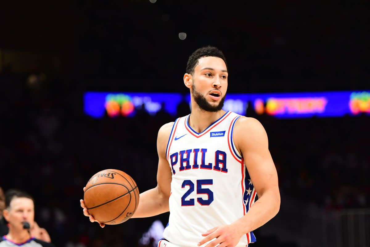 After a wild summer there is a growing beleif that ben simmons has not played his last game as a sixer after all