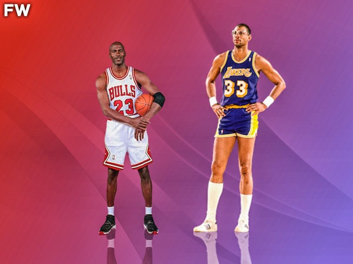 Michael Jordan vs. Kareem Abdul-Jabbar