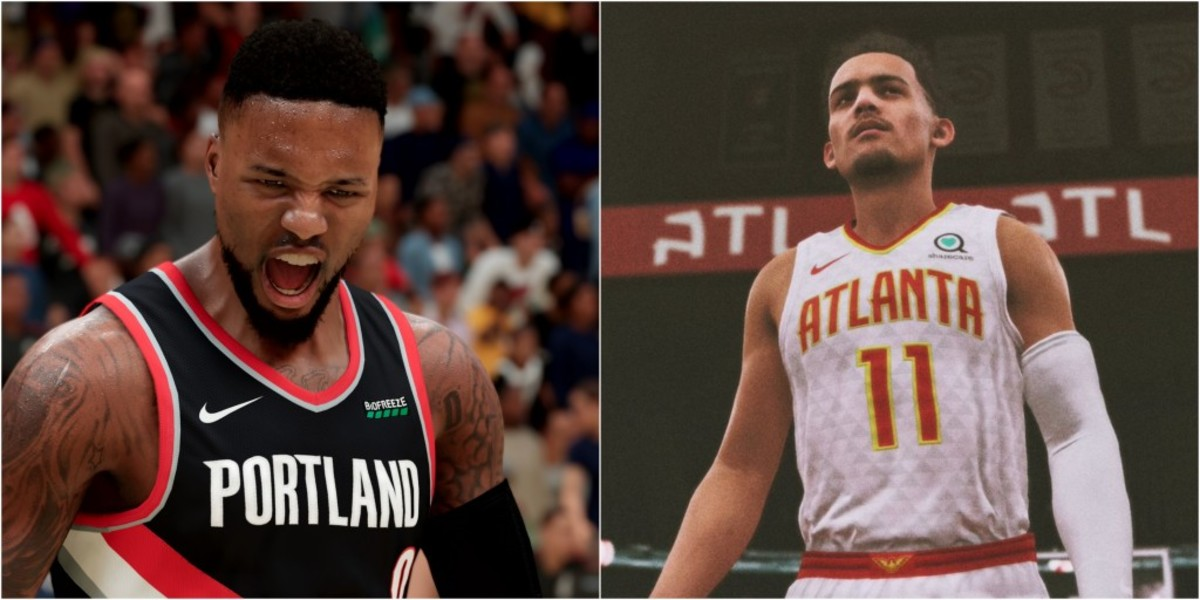 NBA Players React To Their Updated NBA 2K21 Ratings