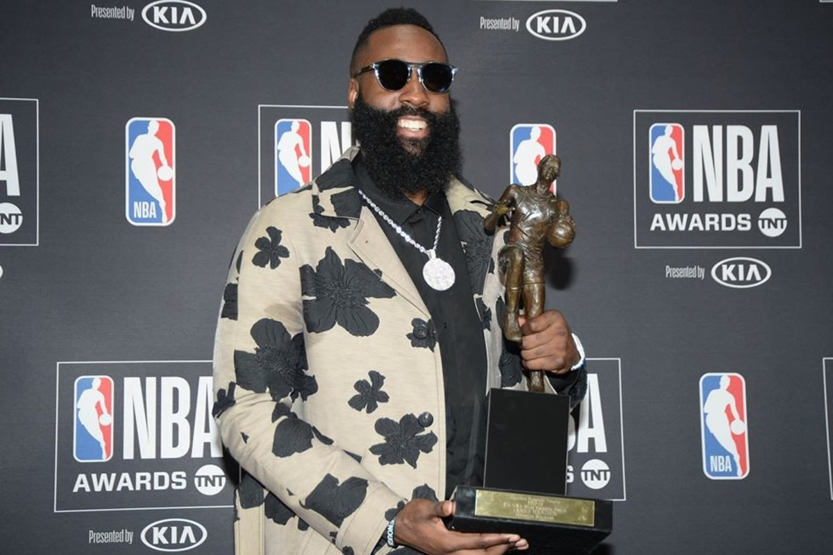 221e50b1a478 Adidas Already Designs Second MVP Shoes For James Harden – Fadeaway ...