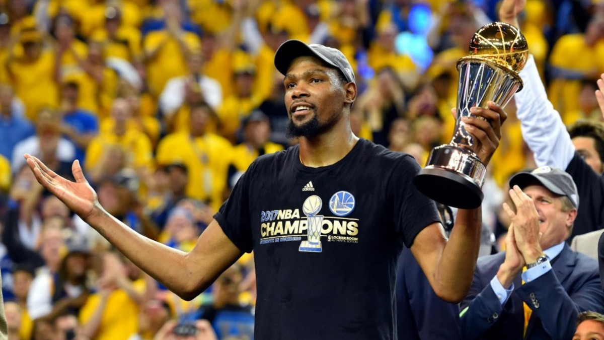 5 Reasons Why Kevin Durant Will Resign With Golden State Warriors