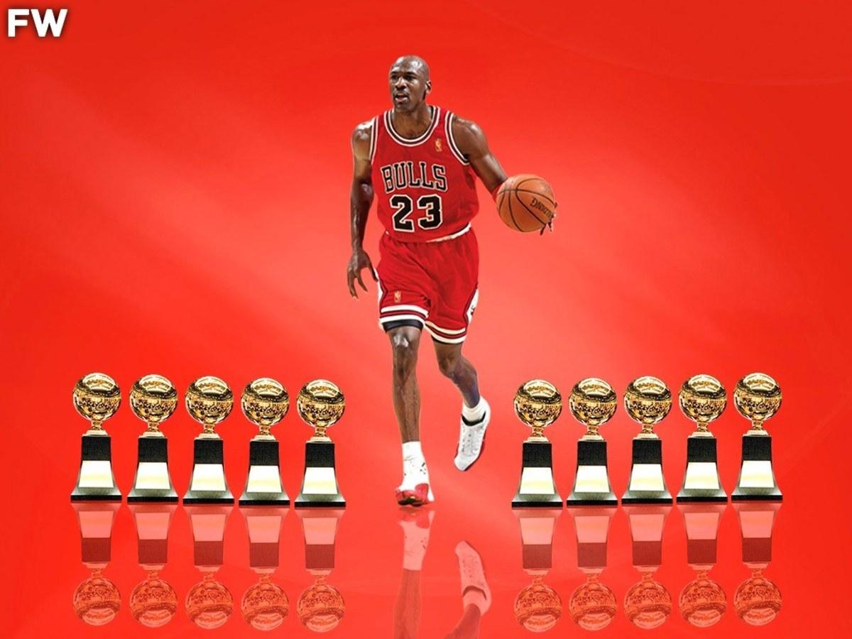 The Best Scorer Ever: Michael Jordan Won 10 Scoring Titles While Basically Playing 11 Full Seasons